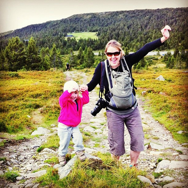 Outdoors with Family in Norway via Instagram I @SatuVW I To Destination Unknown