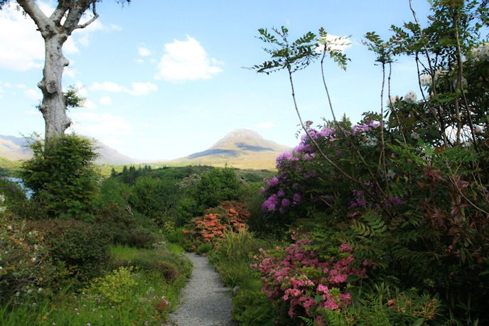 Rosleague Manor, Connemara, Ireland I @SatuVW I Destination Unknown