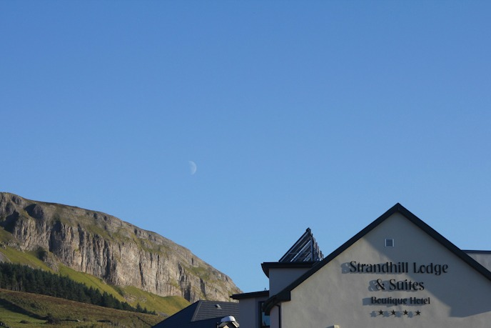 Strandhill Lodge and Suites I @SatuVW I Destination Unknown