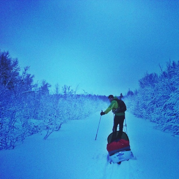 Microadventures in Norway via Instagram I @SatuVW I Destination Unknown