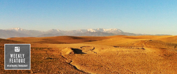 Agafay Desert Feature I @SatuVW I Destination Unknown