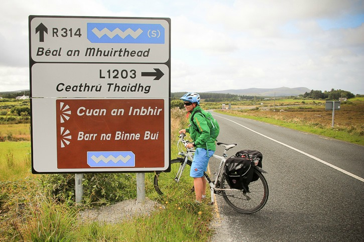 Gaeltacht area in Mayo, Ireland I @SatuVW I Destination Unknown