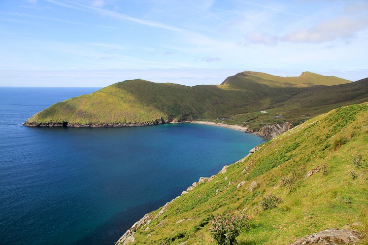 Keem Beach in Achill, Ireland I @SatuVW I Destination Unknown