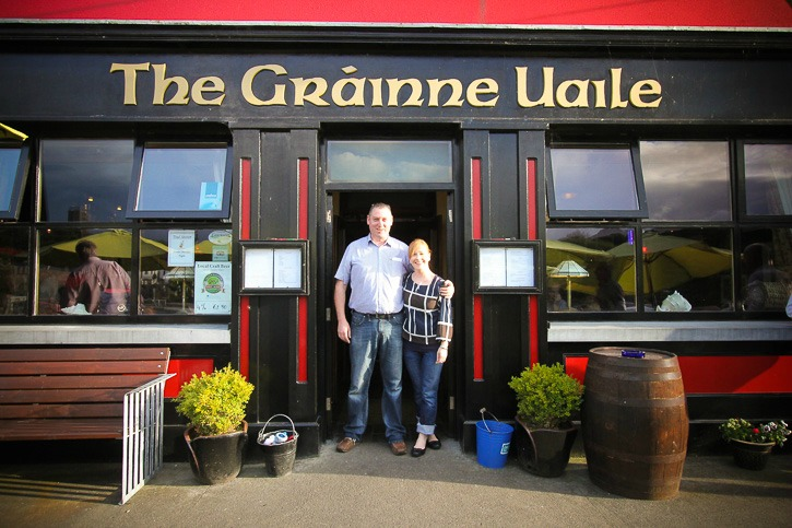 The Grainne Uaile, Newport, Ireland I @SatuVW I Destination Unknown