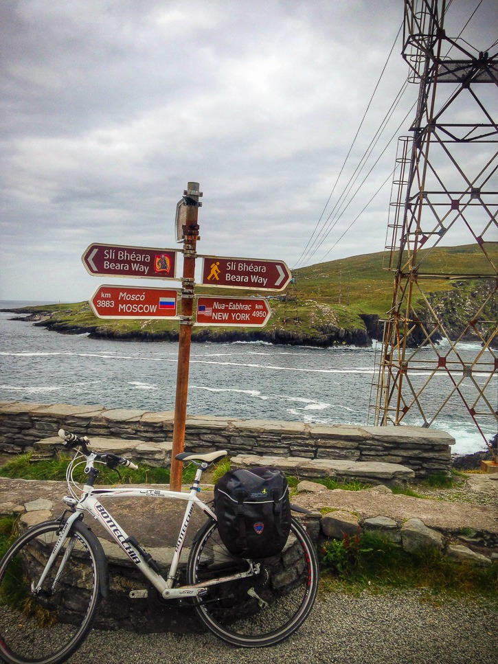 Cable Car to Dursey Island in Ireland I @SatuVW I Destination Unknown