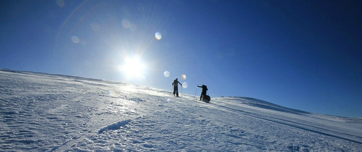 Skitouring in Norway I @SatuVW I Destination Unknown
