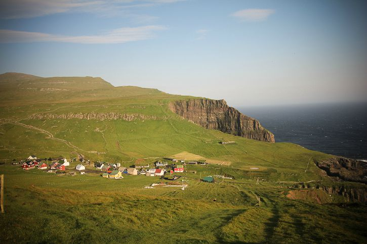 Mykines, Faroe Islands I @ Kate Cornfield I Destination Unknown