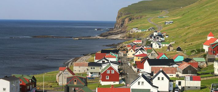 Sumba in Faroe Islands I @SatuVW I Destination Unknown